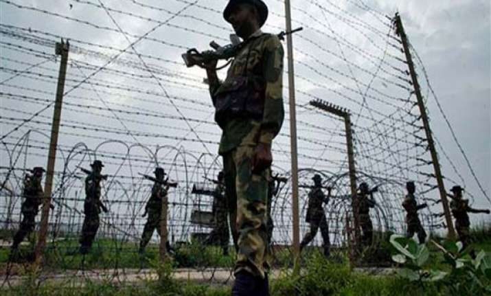 pak violates ceasefire after infiltration bid foiled