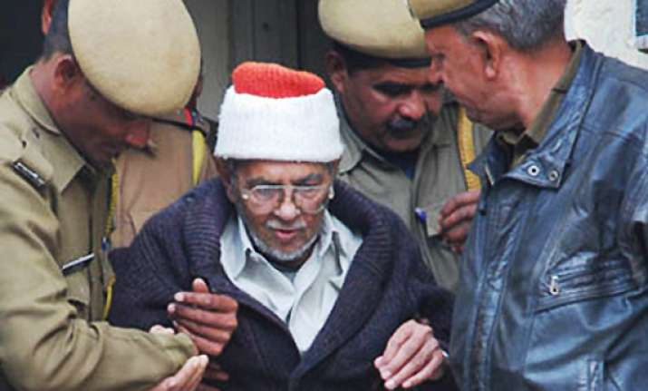 pak scientist chisti to be released on wednesday
