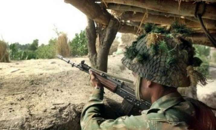 pak troops violate ceasefire bsf jawan injured