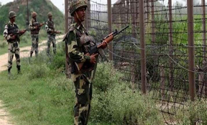 pakistan violates ceasefire for the eighth time in july