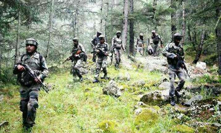 pakistan troops violate ceasefire in poonch district