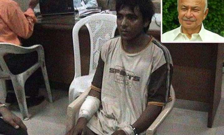 pakistan was informed before kasab was hanged