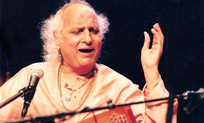 pandit jasraj to perform at the opening ceremony of
