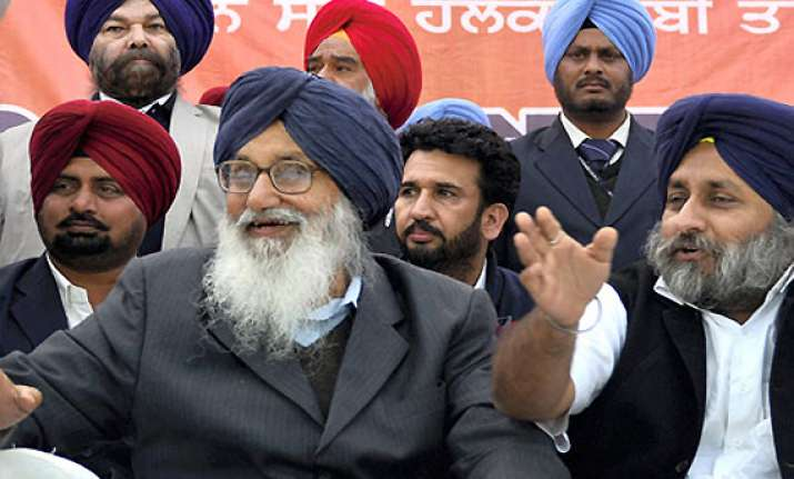 parkash singh badal will continue as chief minister says