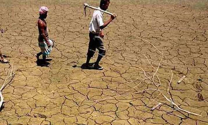 partial drought like situation looming in bihar