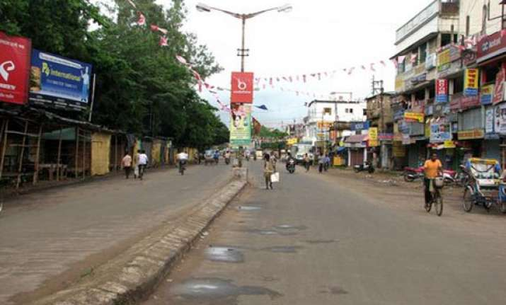 partial response to maoist bandh against encounter killings