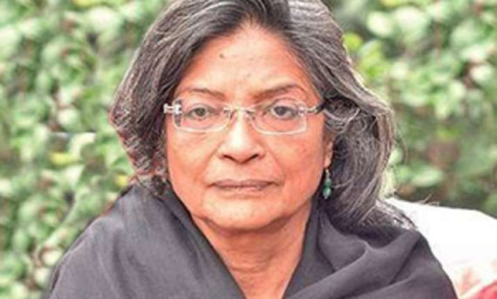parveen talha first muslim woman to enter civil services