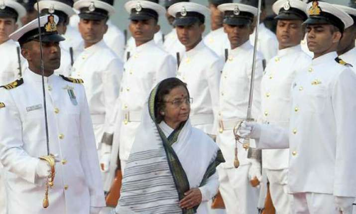 patil is first woman president to sail in warship