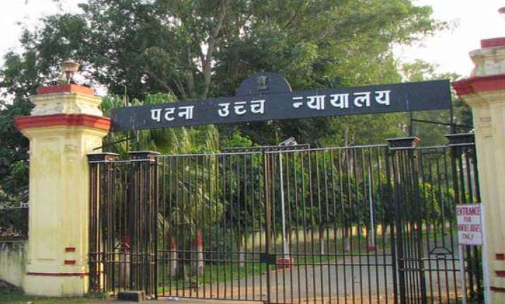 patna high court sends kaimur dm to court s custody on