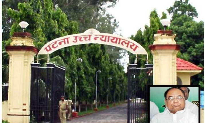 patna high court sets aside jd u mp s election