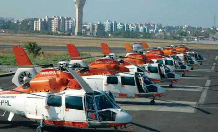 pawan hans to begin daily passenger service for kedarnath