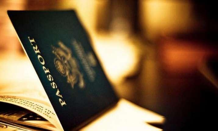 pay passport fees online