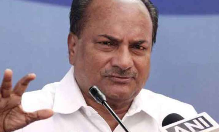 peace can t come at cost of india s security concerns antony