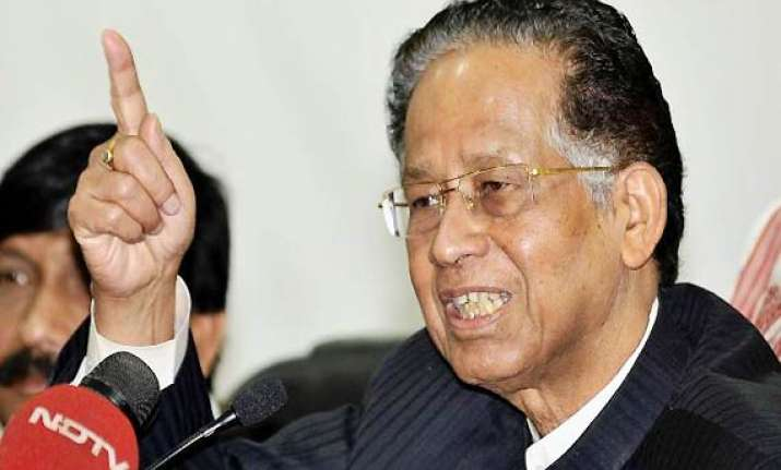 peace talks with ulfa will begin this month end says gogoi