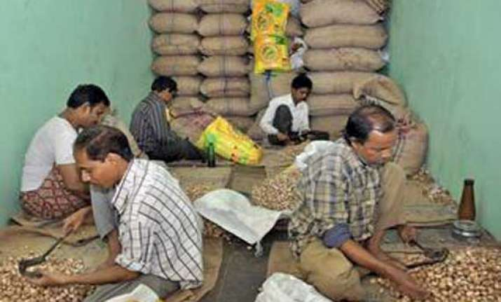 people in naxalbari engaged in betelnut business
