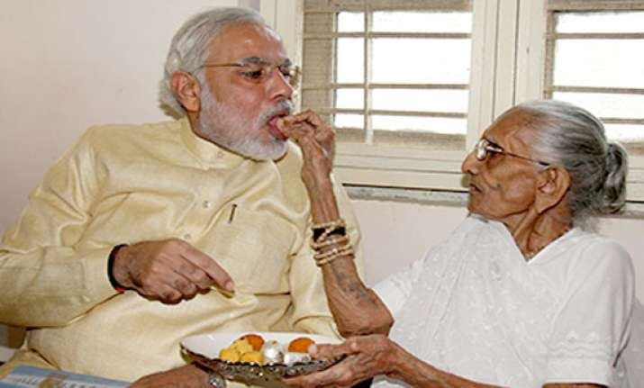 people of india have claim on modi not family brother