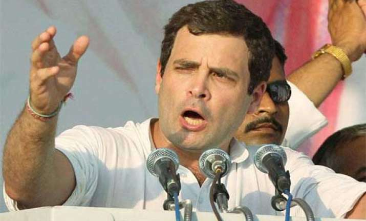 permission denied for rahul rally congress slams kolkata