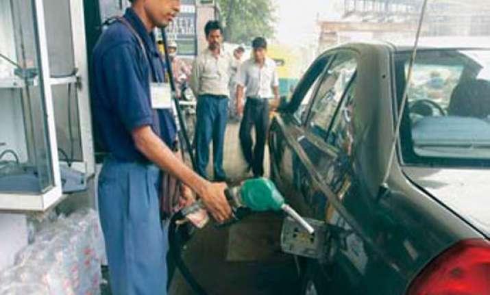petrol diesel prices hiked