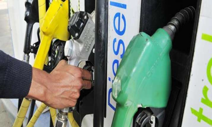 petrol diesel prices hiked from midnight