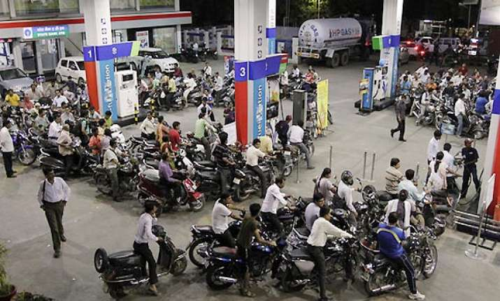 petrol price hiked by 70p a litre diesel by 50p