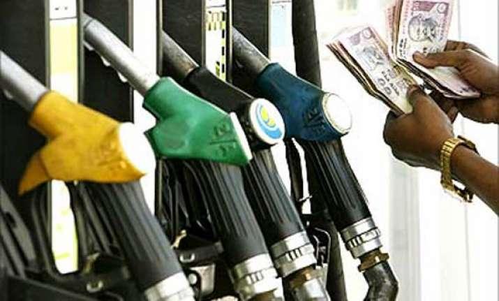 petrol price hike on wednesday lpg diesel hike next week