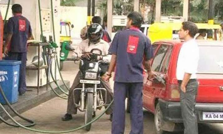 petrol price hike again next month