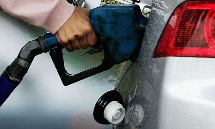 petrol rates go up by 27 paise diesel by 15 paise