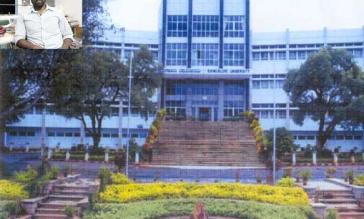 phd student seeks police protection to stay in hostel