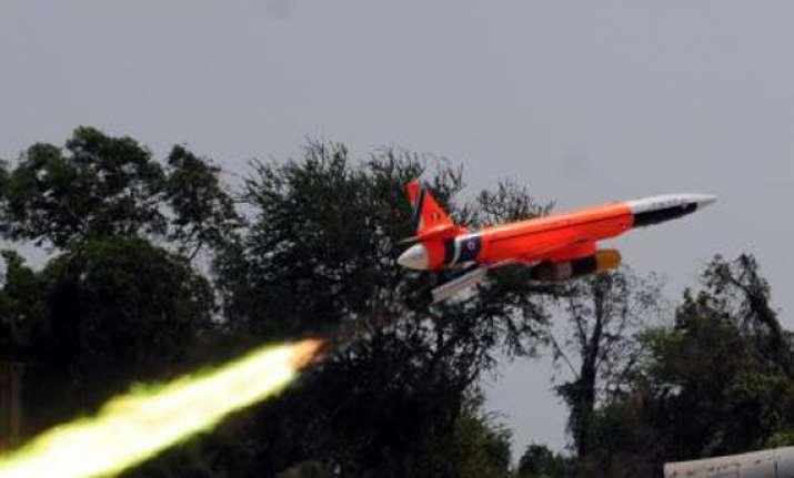 pilotless aircraft lakshya successfully test flown