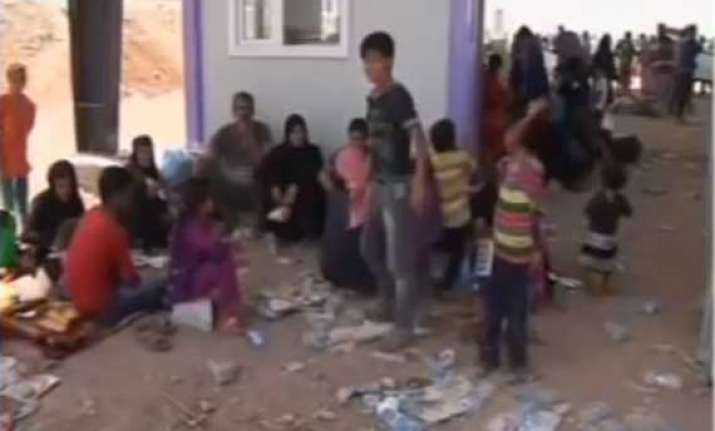 pitiable condition of indians stranded in iraq caught on