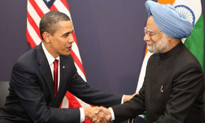 pleasure to have worked with you obama tells manmohan