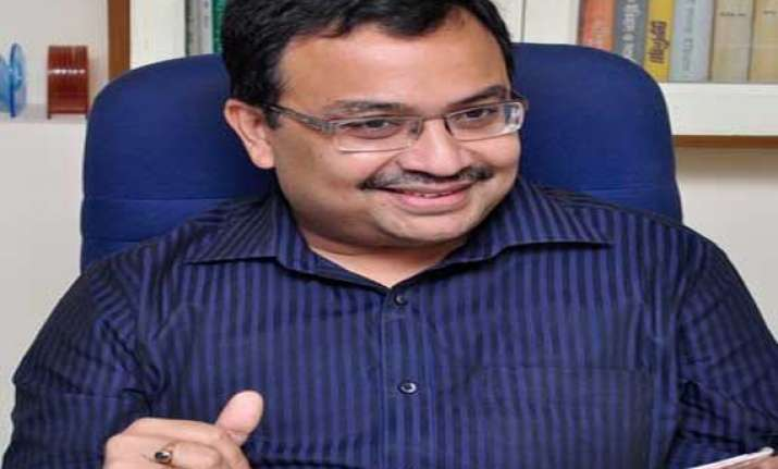police again grill kunal ghosh in saradha scam