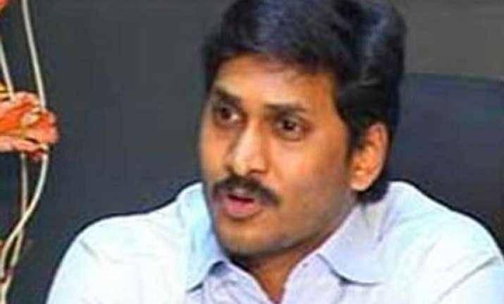 police break jagan s indefinite fast shift him to hospital