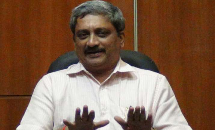 police crunching data in goa mining scam says parrikar