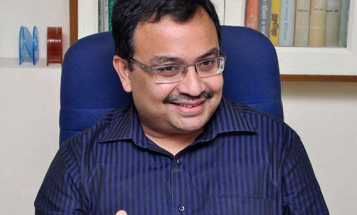 kunal ghosh grilled for 3 hours in chit fund scam