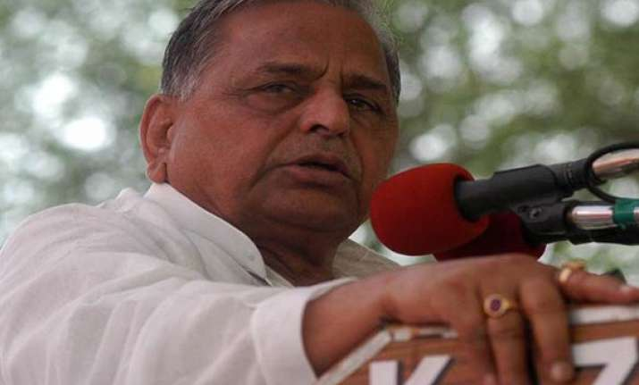 police action reminds me of emergency says mulayam