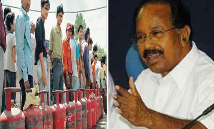 poll bonanza centre hikes cap of subsidised lpg cylinders