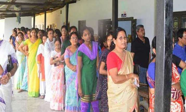 polling for last phase of ls polls in maharashtra tomorrow