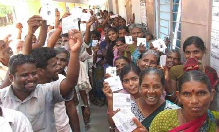 record turnout in tamil nadu puducherry