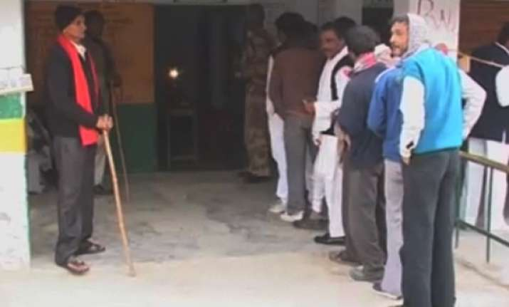 56 pc turnout in third phase of up polls