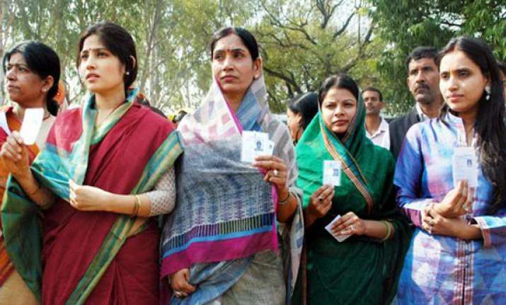 goa voter turnout 81 per cent up last phase voter turnout