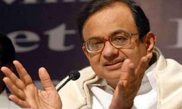 polls only in 2014 no threat to govt chidambaram