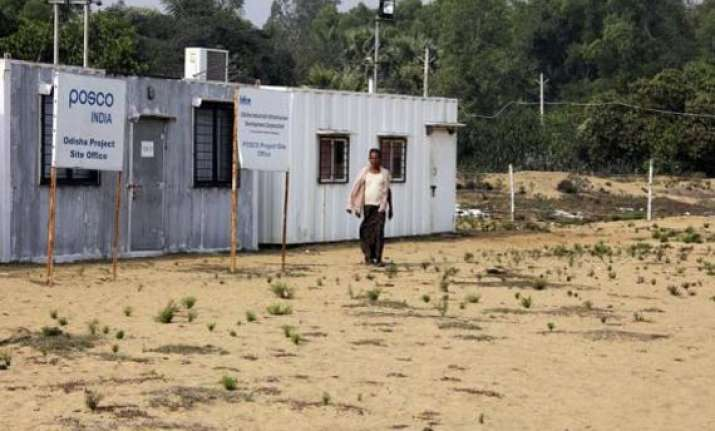 Posco gets environmental clearance for Rs 52,000 crore