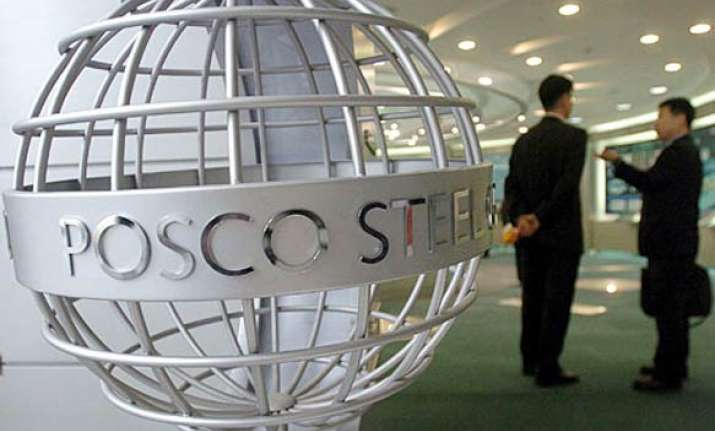 posco satisfied with moef conditions korea