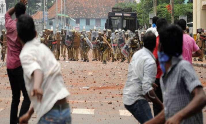 post poll violence escalates in odisha one dead