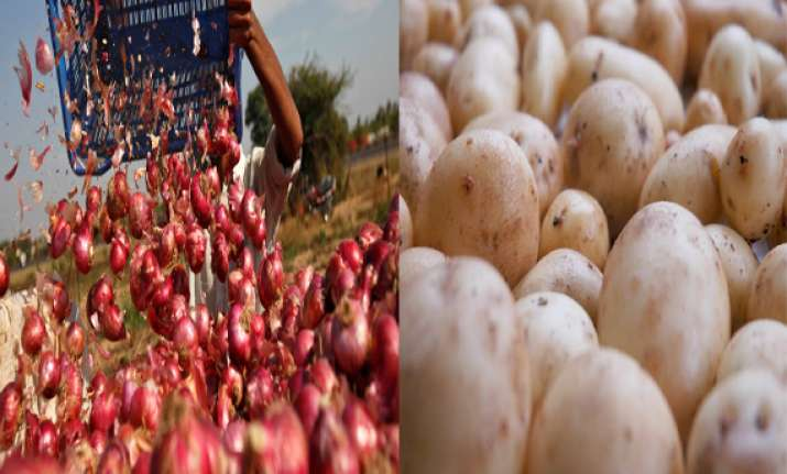 potatoes selling at rs 50 onions selling at rs 90 in