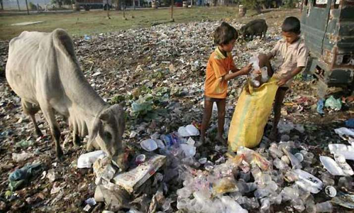 Image result for poverty in india