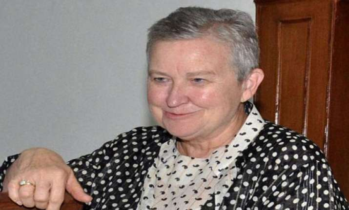 powell leaves india kathleen stephens to be interim envoy