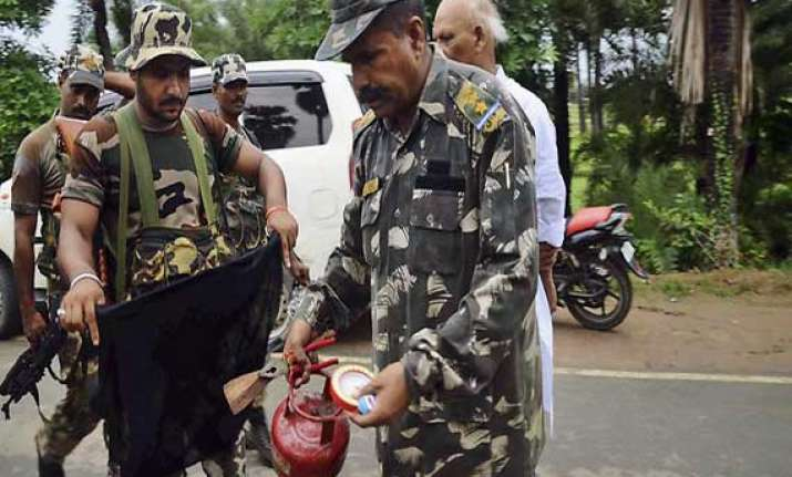 powerful bombs recovered in gaya