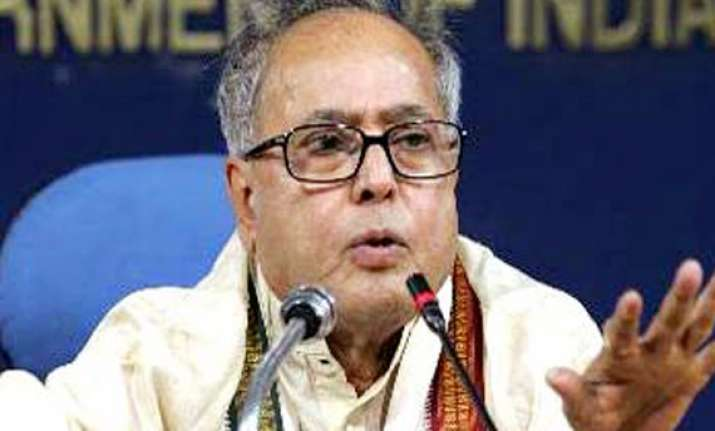 pranab downplays cag initial reports on coal mines